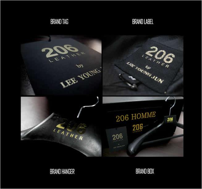 レザージャケット 206leather