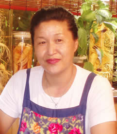 韓国家庭料理 プサン 韓おばさん