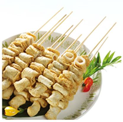 新鮮で美味しい本場釜山のヒョソンの串おでん!