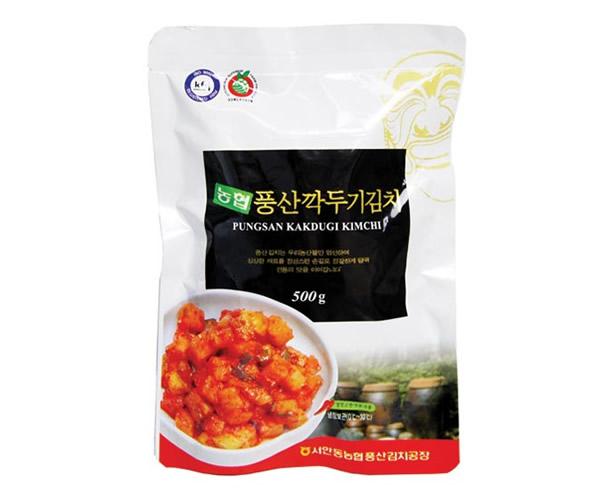 韓国農協の白菜キムチ