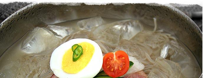 [五星] 宮殿冷麺セット<1人前> (430g) ★まろやかな味わい!