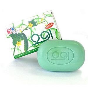 きゅうり石鹸  100g