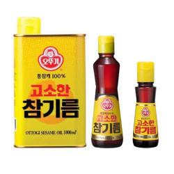 韓国調味料 ごま油100% オットゥギ