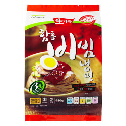韓国咸興ビビン冷麺